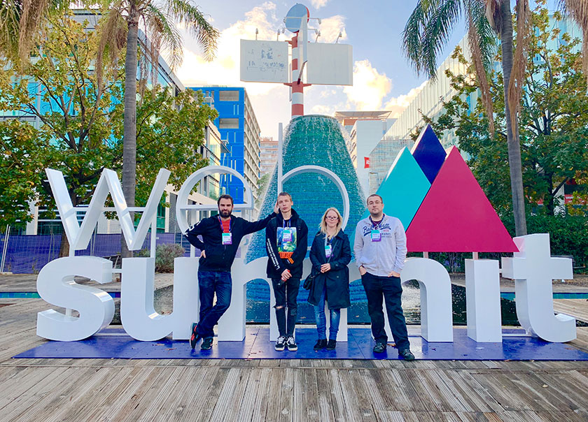 Invelity websummit 2018