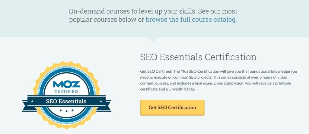 marketingové online kurzy